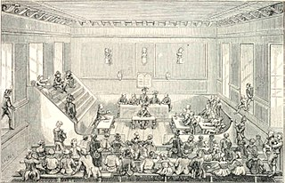 Tribunal during the French revolution