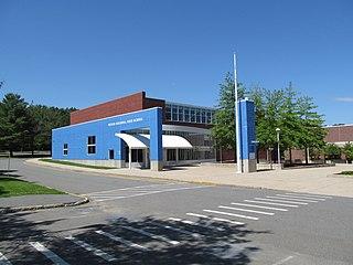 Triton Regional High School (Massachusetts) Regional public high school in Byfield, Massachusetts, United States