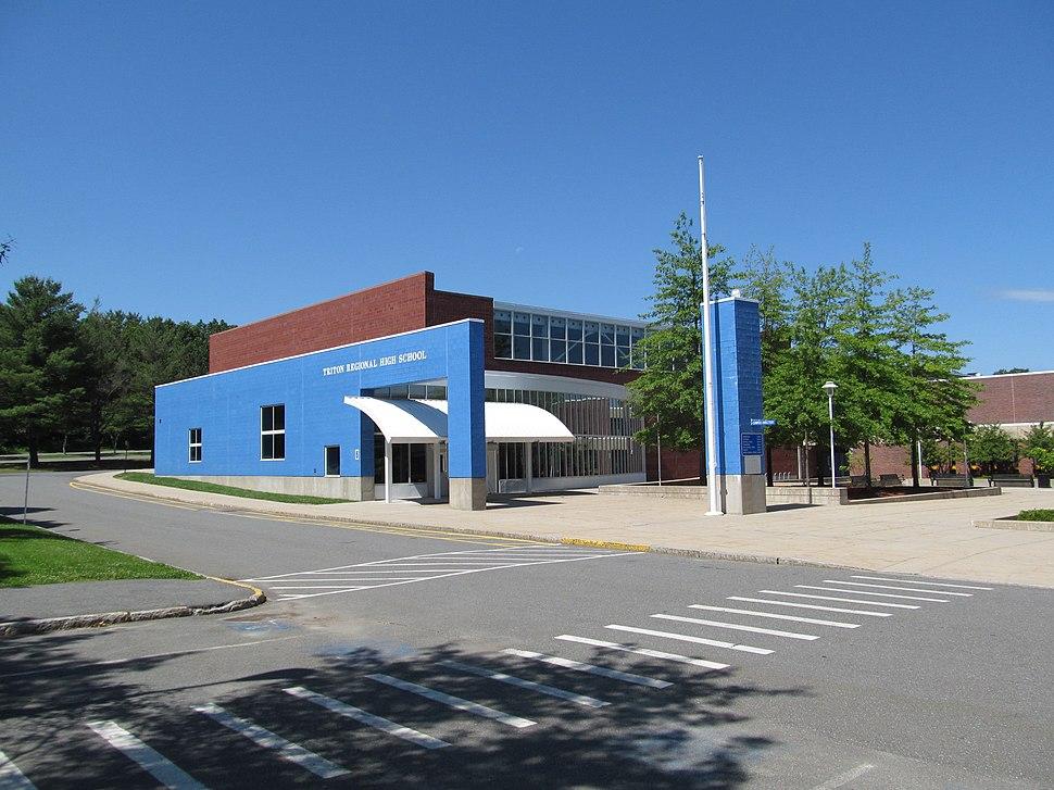 Triton Regional High School, Byfield MA