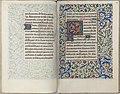 Trivulzio book of hours - KW SMC 1 - folios 097v (left) and 098r (right).jpg