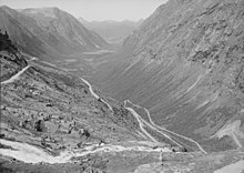 U-shaped valley - Wikipedia