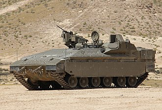 Namer - Namer with TROPHY active protection system