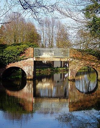 Farncombe - Trowers' Bridge, 2007