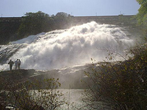 Trupti Sarode Bhandardara Dam