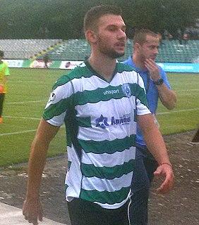 Tsvetelin Chunchukov Bulgarian professional footballer