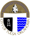 Stema City of Tulsa  Orașul Tulsa