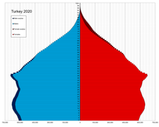 Demographics of Turkey Overview of the demographics of Turkey