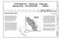 Twenty Mule Team Borax Wagons, Death Valley Junction, Inyo County, CA HAER CAL,14-DVNM,4- (sheet 1 of 8).png
