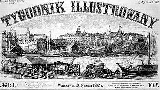 Tygodnik Ilustrowany - Image: Tygodnik Ilustrowany
