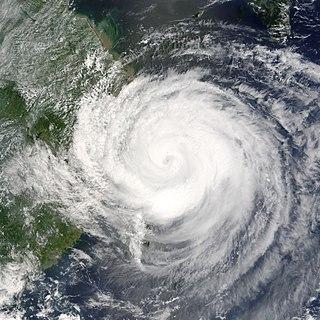 Typhoon Rananim Pacific typhoon in 2004