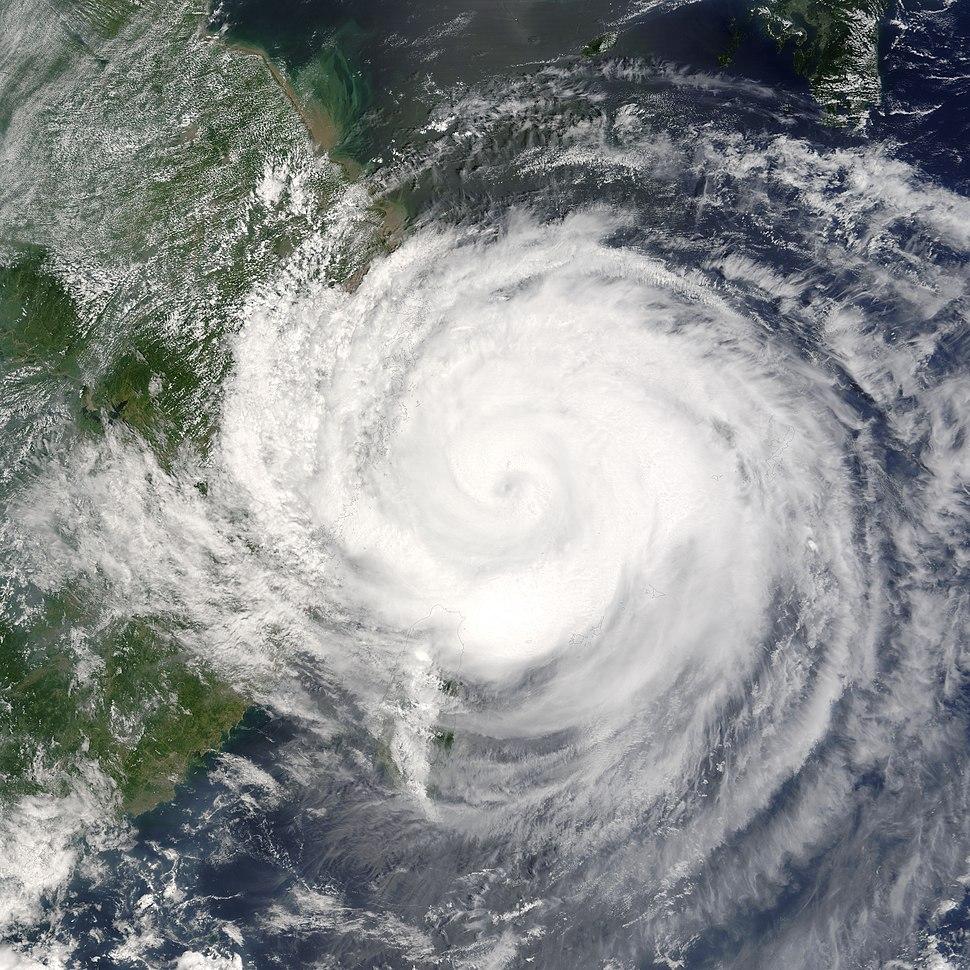 Typhoon Rananim 2004