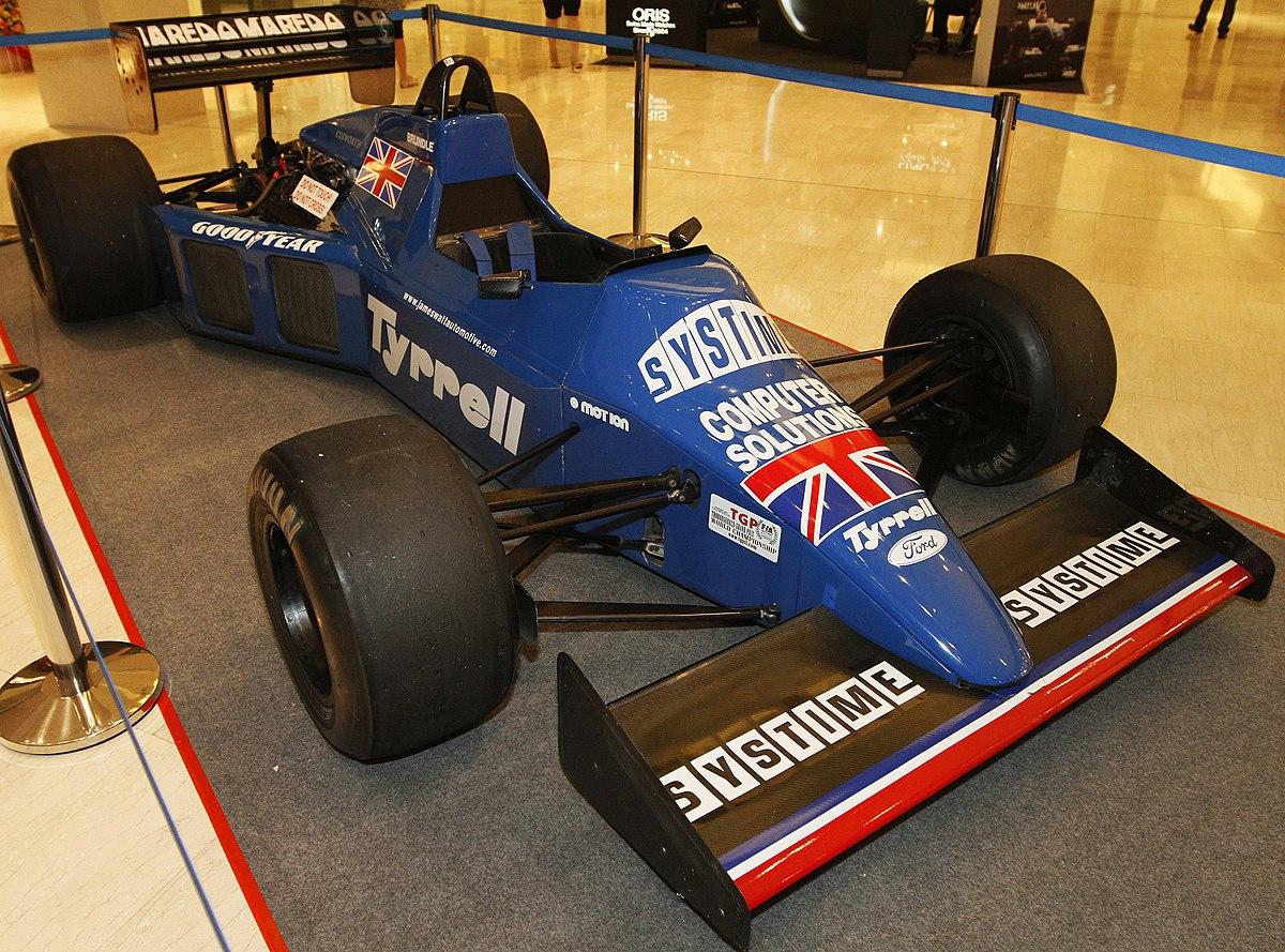 Tyrrell 012 - Wikipedia