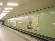 U-Bahn Berlin Kurfürstendamm