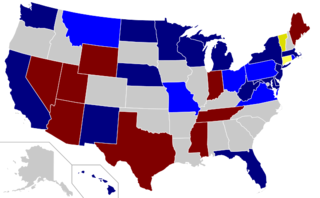 U.S. Senate results map 2006.png
