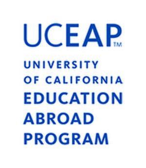 University of California Education Abroad Program - Official UCEAP Logo