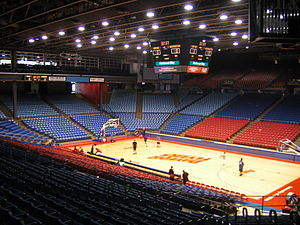 Football & Basketball Facilities U Dayton off-...