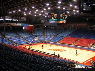 UD Arena - Interior 2008
