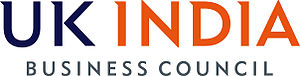 English: UK India Business Council logo