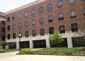 Preston Robert Tisch - Tisch Hall at the University of Michigan (Ann Arbor)
