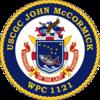 USCGC John McCormick CoA