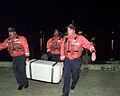 USCGS Conifer personnel deliver Alaska Air Flight 261 flight data recorders 000202-N-YM689-002.jpg