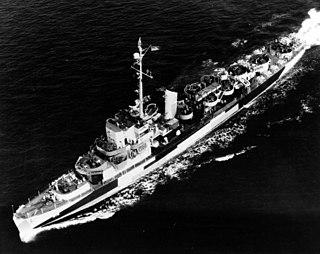 USS <i>Kirkpatrick</i> (DE-318)