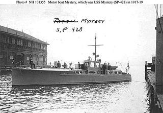 USS <i>Mystery</i> (SP-428)