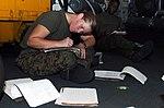 USS Nimitz Marines, Sailors keep Hornets in action DVIDS89516.jpg
