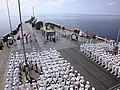 US Navy 020228-N-4055P-002 Battle of Java Sea remembrance LCC 19.jpg