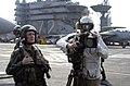 US Navy 021031-N-4171A-055 CNN camera crew aboard USS Lincoln.jpg