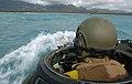 US Navy 050627-N-9866B-015 U.S. Marine Corps Lance Cpl. Douglas Young drives an amphibious assault vehicle through the Pacific Ocean.jpg