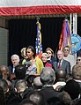 US Navy 100409-N-5025C-051 First lady Michelle Obama speaks to military service members and Department of Defense employees at the Pentagon.jpg