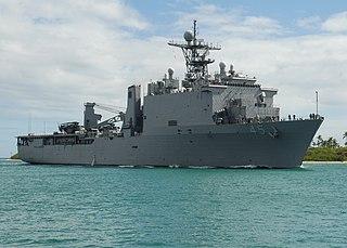 USS <i>Comstock</i> (LSD-45)