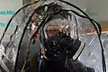 US Navy 111207-N-RG587-012 viation Support Equipment Technician Airman Apprentice Brian Teiken wears a joint service mask leakage detector canopy t.jpg
