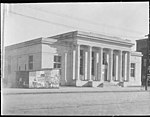 US Post Office just finished in Kinston, NC. Date of this photo is 3 January 1916. From Coble's Art Studio Photograph Collection, PhC.190, State Archives of North Carolina. (9614113989).jpg