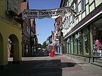Niemcy - Dolna Saksonia, Uelzen, Widok na lotnisko