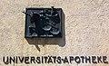 Ugge Bärtles Relief an der Universitätsapotheke (2011).jpg