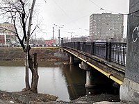 Ukr Kharkiv Podolsky lane 2016 Podilsky bridge.jpeg