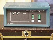Programmer (hardware) - Wikipedia
