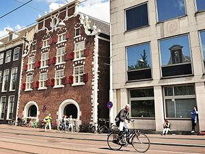 Amsterdam University Library - The Library at Singel