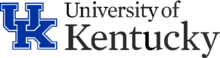 University of Kentucky wordmark.png