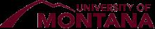 Logo de la Universidad de Montana.png