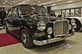 Unknown small british luxury car (26227443717).jpg