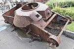 Unrestored hull of Type 4 Ke-Nu - Victory Park, Moscow (38795590351).jpg
