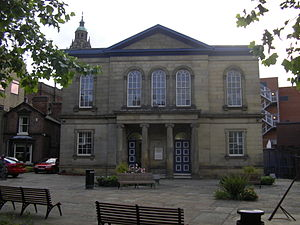 Upper Chapel - Image: Upper Chapel Sheffield