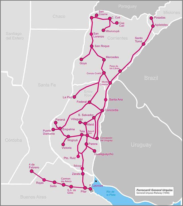 General Urquiza Railway Wikiwand
