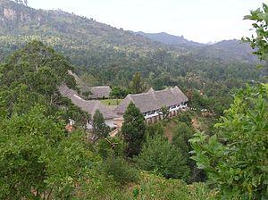 Usambara Mountains - Government Hotel