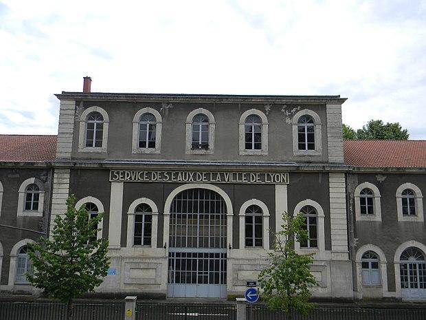 Monument historique à Caluire-et-Cuire
