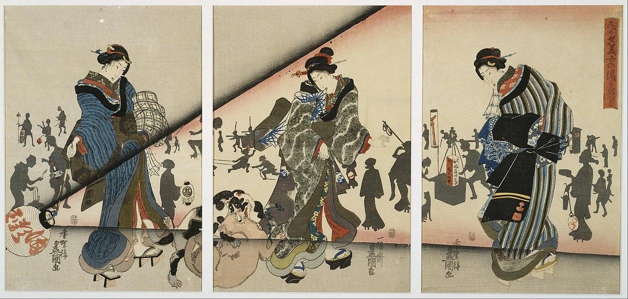 utagawa toyokuni - image 4