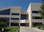 Utah County Administration Building south side, Jul 15.jpg